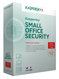 Kaspersky Small Office Security 3